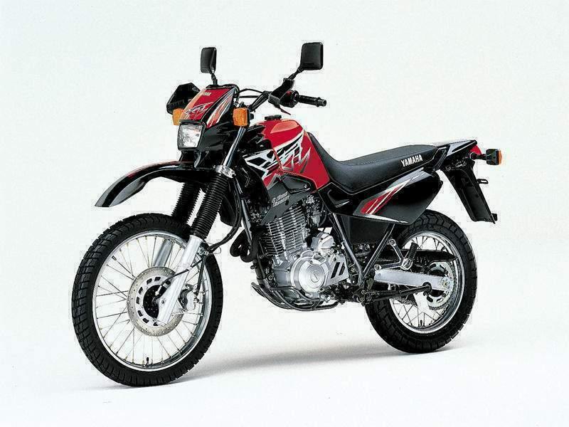 Yamaha Xt 600 2