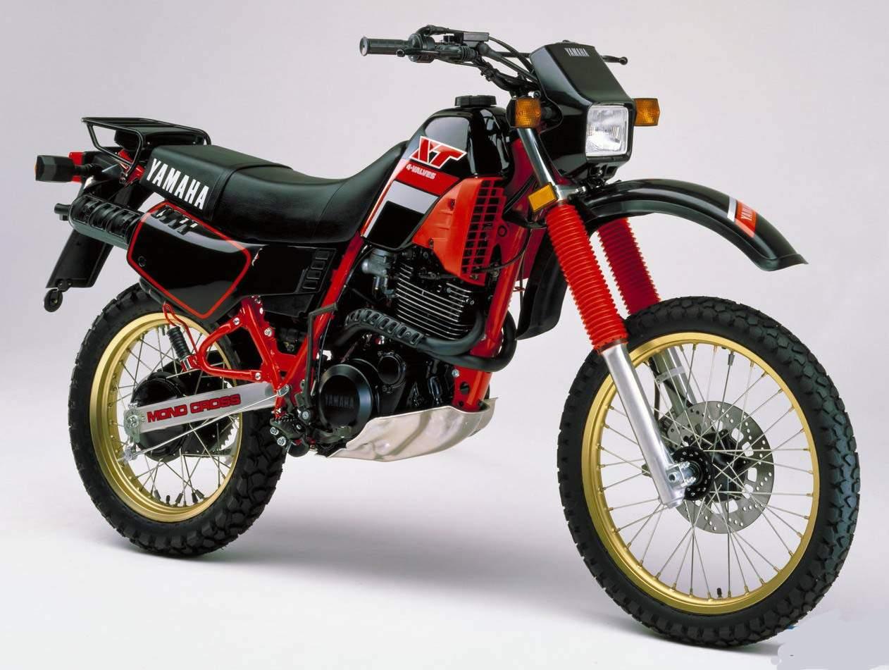 Yamaha Xt 600 4