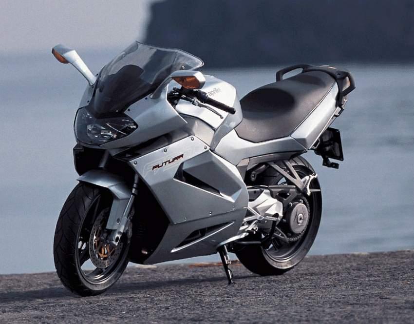 Moto del día: Aprilia RST 1000 Futura