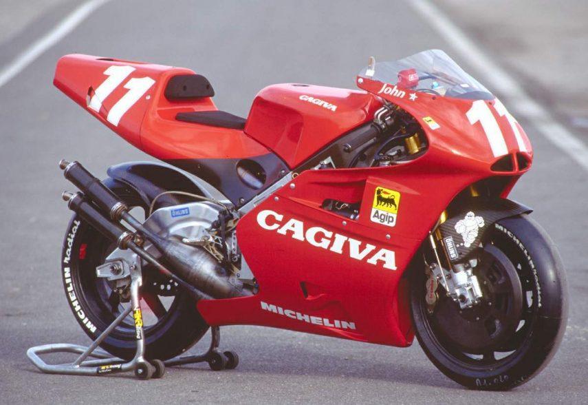 Moto del día: Cagiva C594