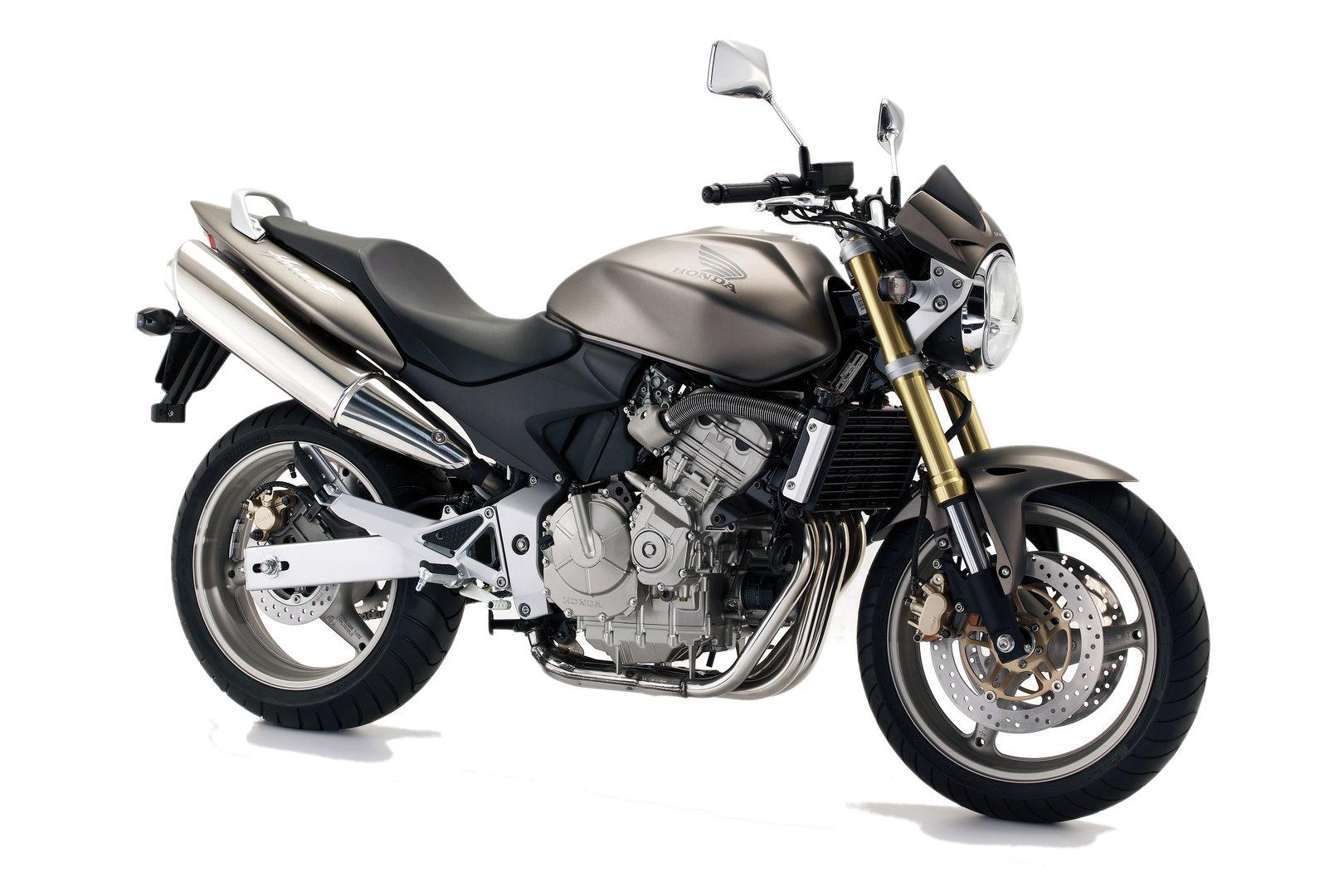 Honda CB600F Hornet 2006 Delantera