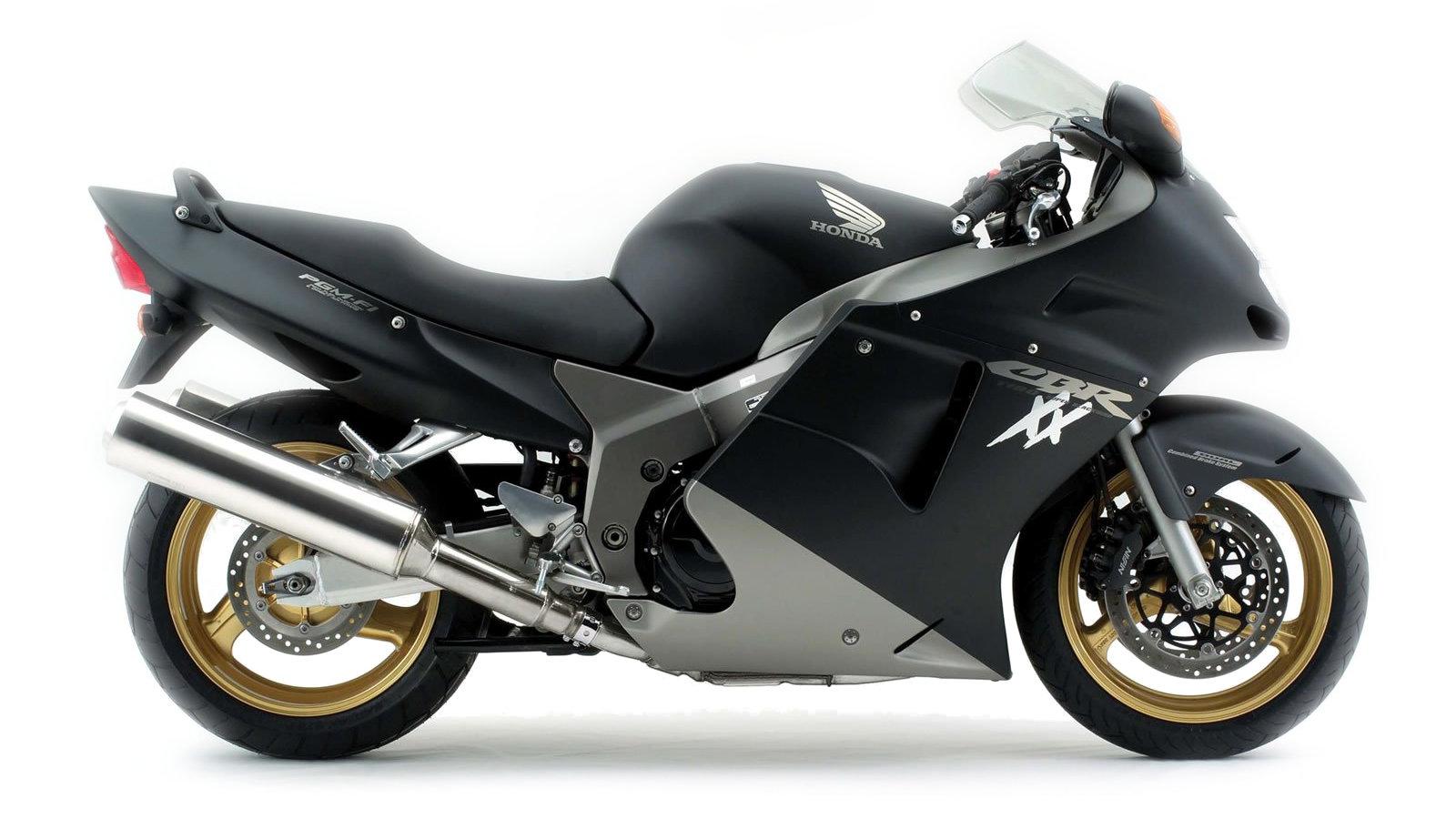 Moto del día: Honda CBR 1100 XX Super Blackbird
