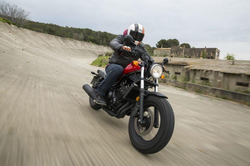 Moto del día: Honda CMX 500 Rebel