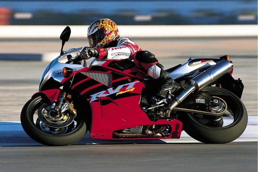 Moto del día: Honda VTR 1000 RC 51