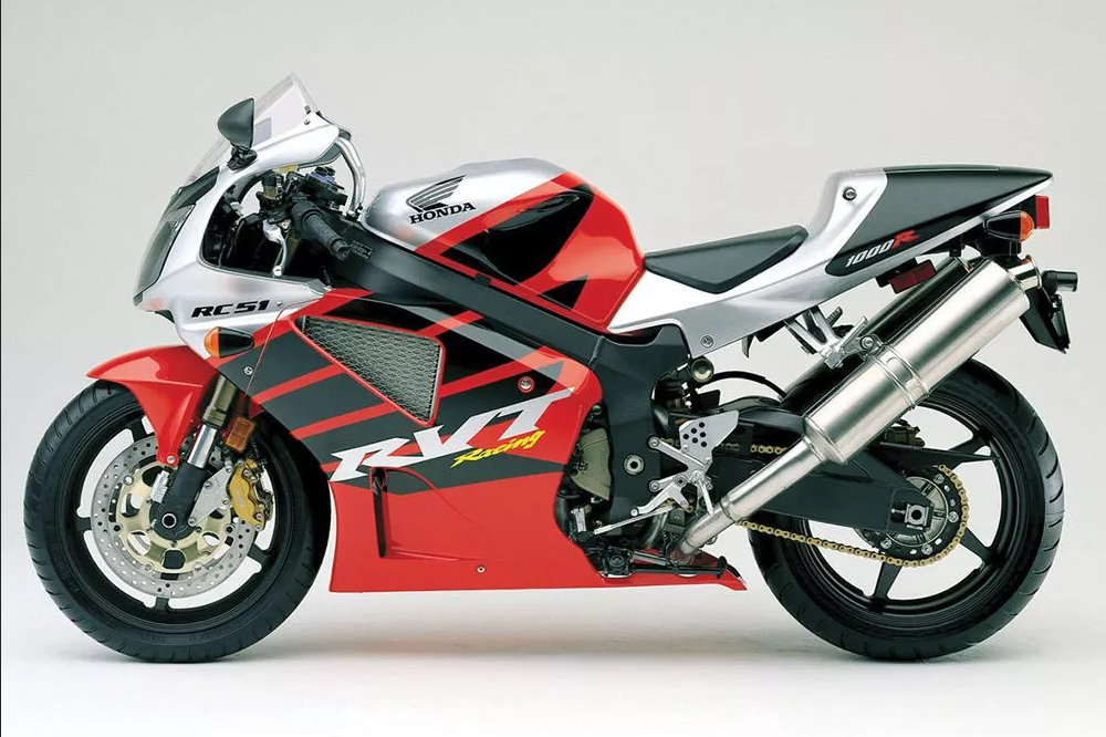 Honda RC 51 2