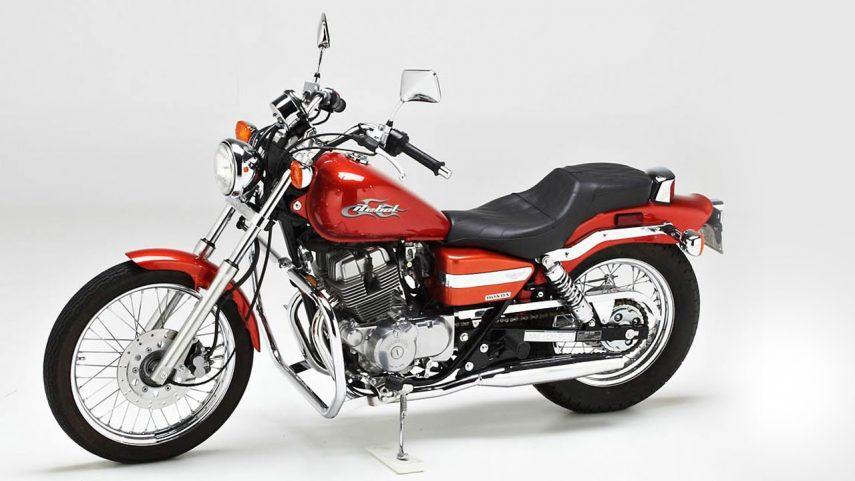 Moto del día: Honda CMX 250 Rebel