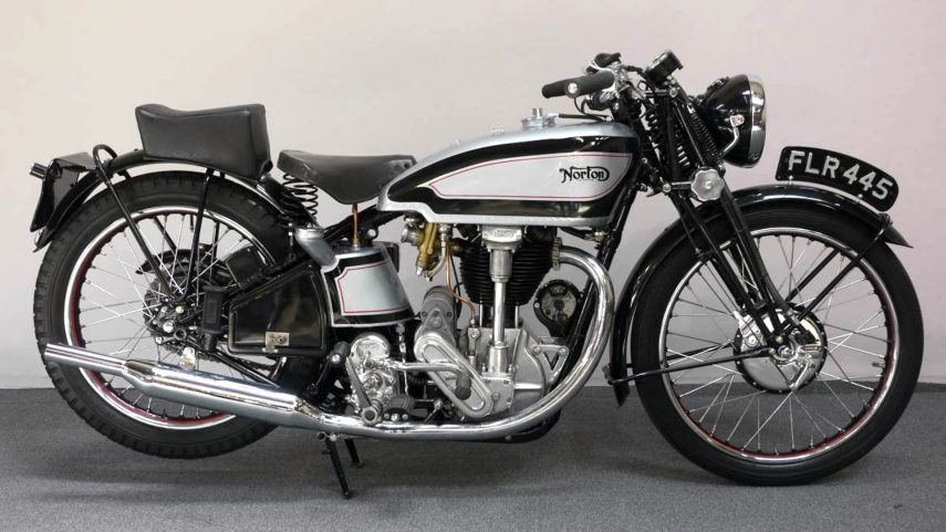 Moto del día: Norton International