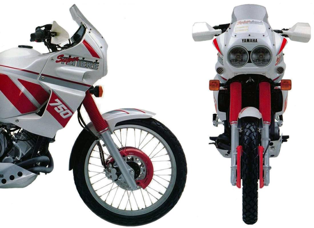 Yamaha XTZ 750 Super Tenere 3