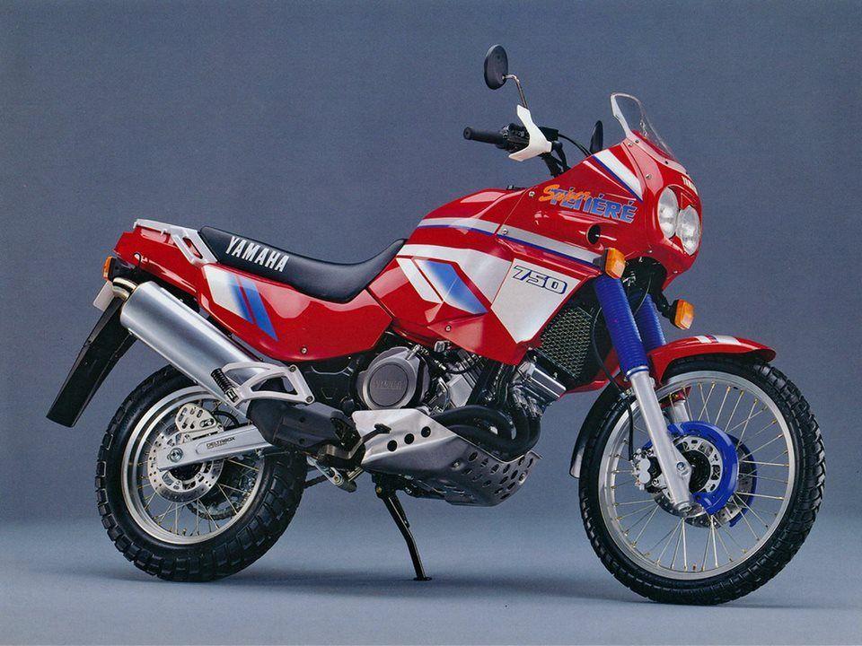 Moto del día: Yamaha XTZ 750 Super Ténéré
