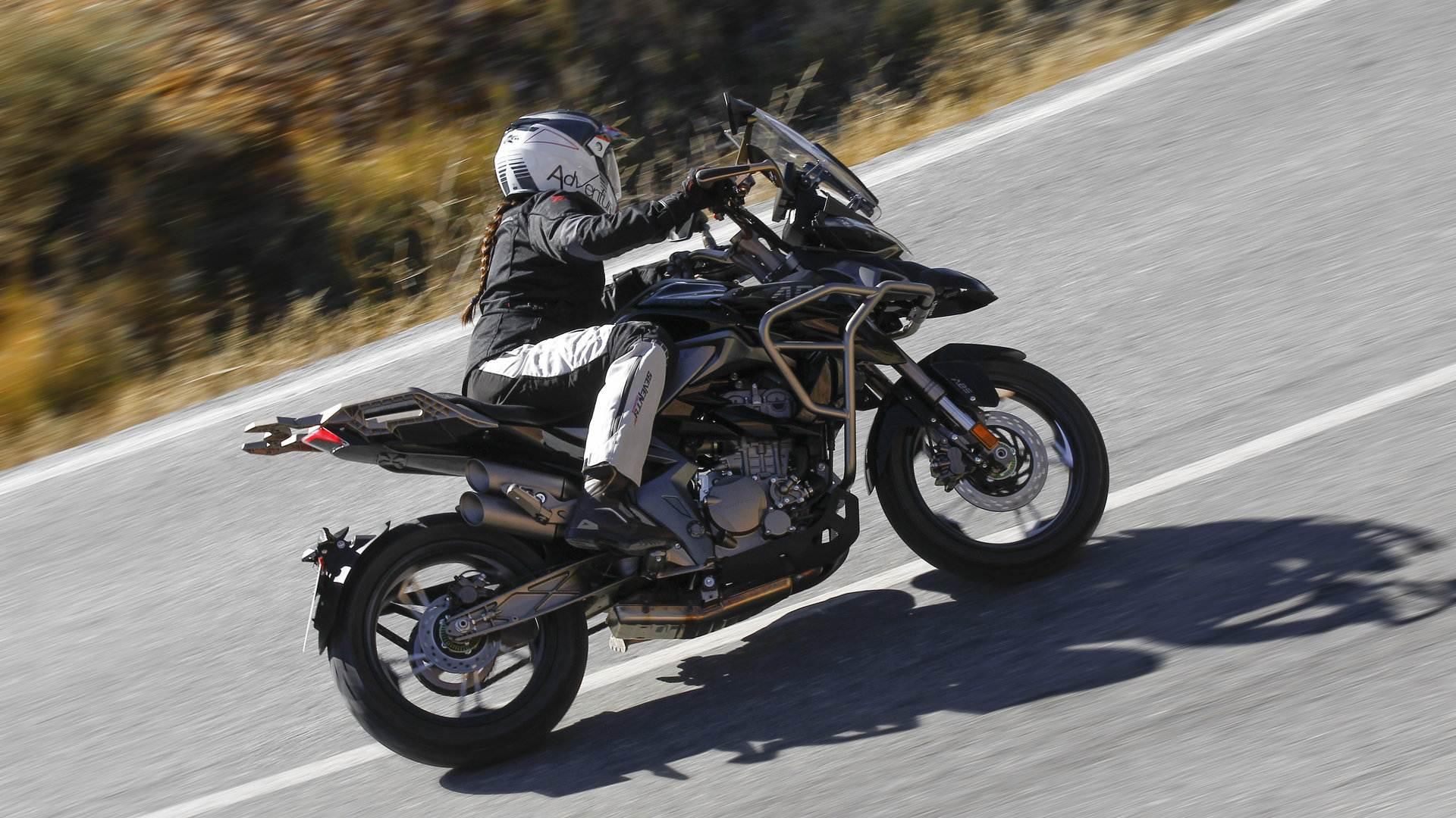 La Zontes T-310 llega a España, una trail de menos de 4.500 euros