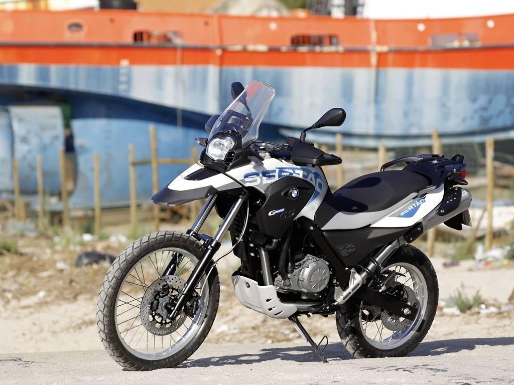 Moto del día: BMW G 650 GS