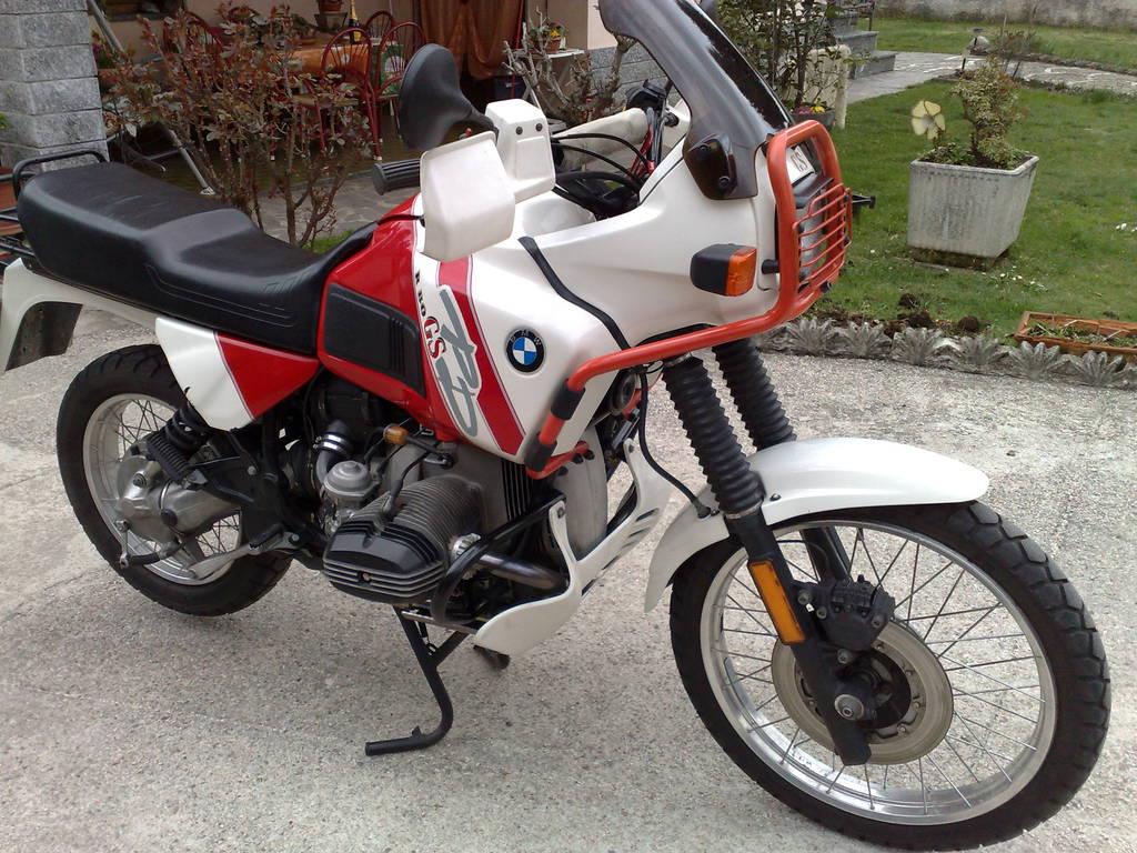 BMW R 80 GS 2