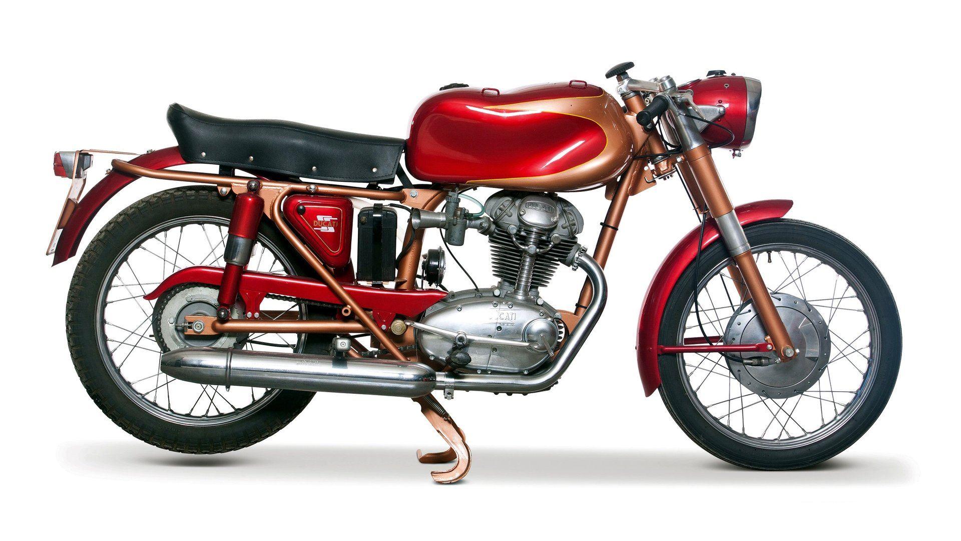 Ducati 175 Sport 1958