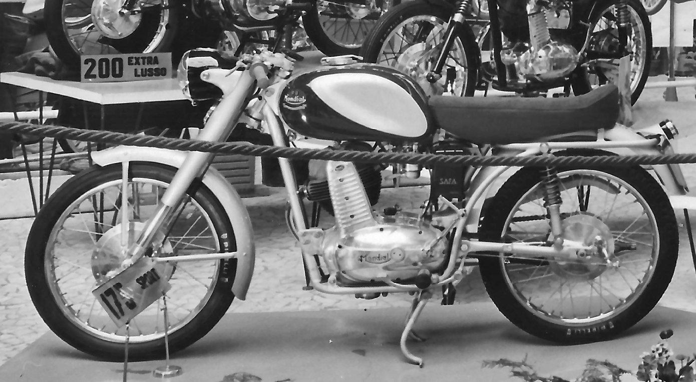 Moto del día: F.B Mondial 175