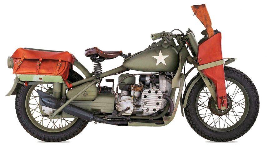 Moto del día: Harley-Davidson XA