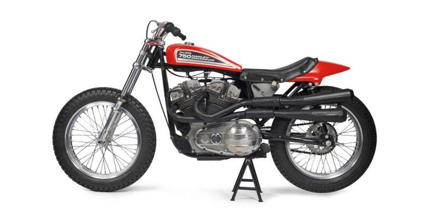 Moto del día: Harley-Davidson XR-750