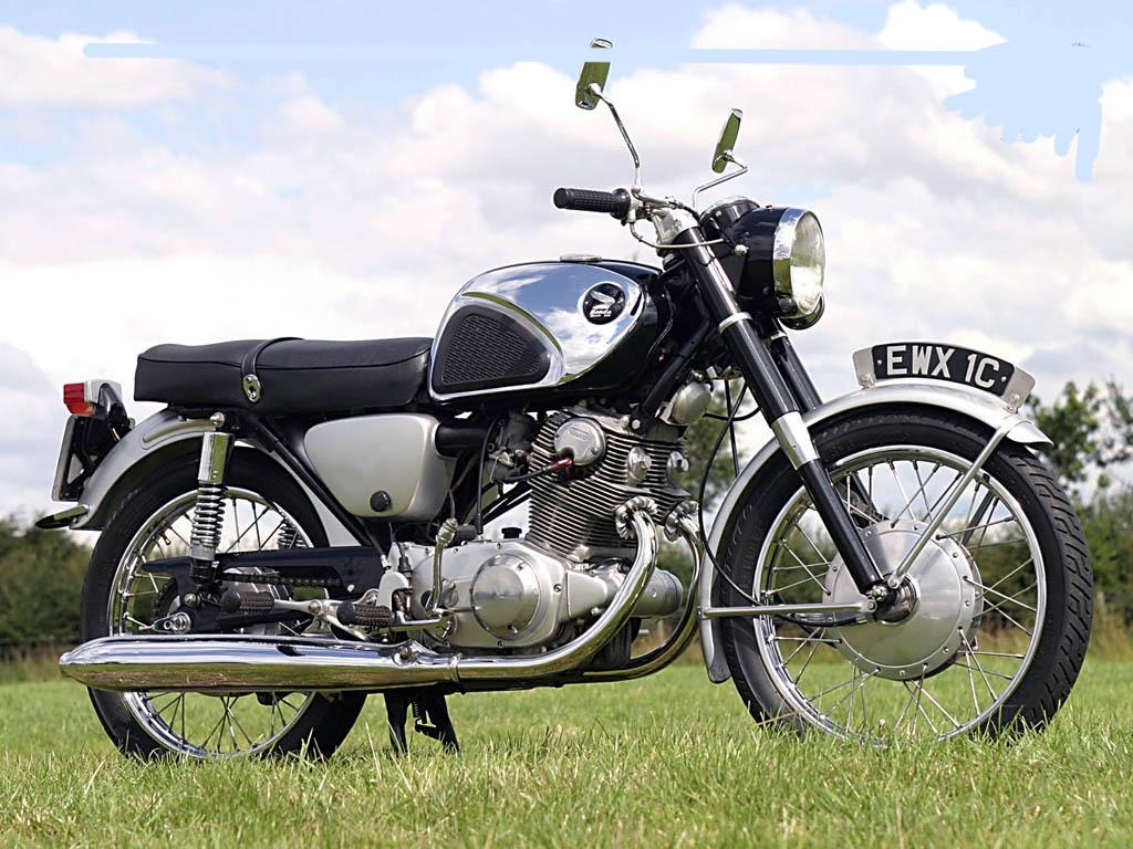 Honda CB 77 2