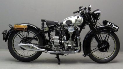Matchless Silver Hawk 1931 1