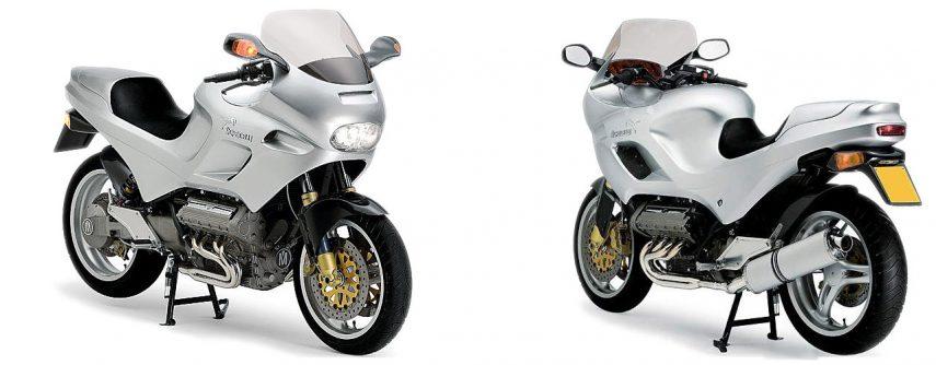 Moto del día: Morbidelli V8