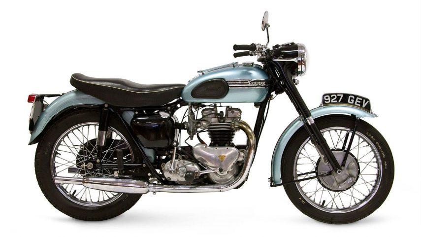 Moto del día: Triumph Bonneville