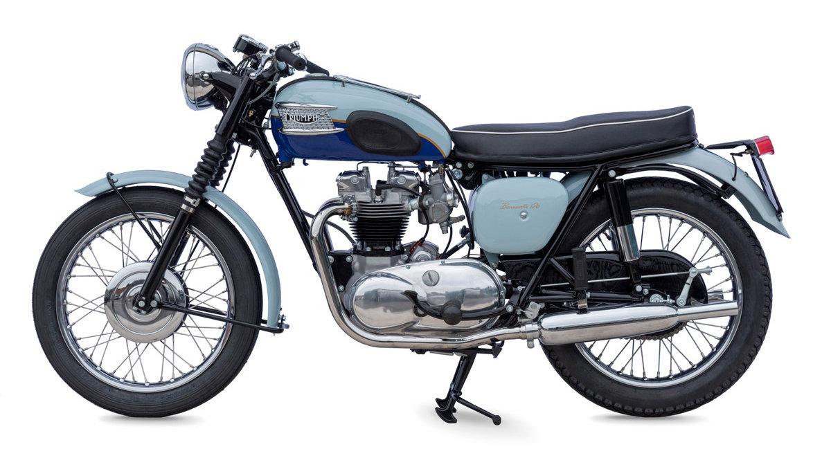 Triumph Bonneville 1960