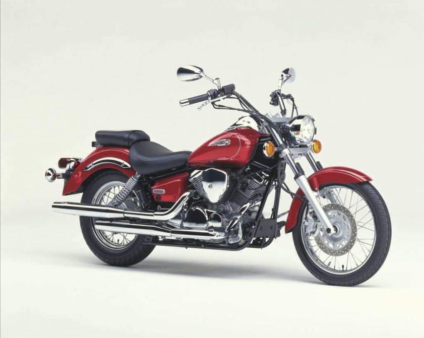 Moto del día: Yamaha XVS 250 Drag Star