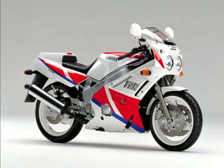 Yamaha Fzr 600 2