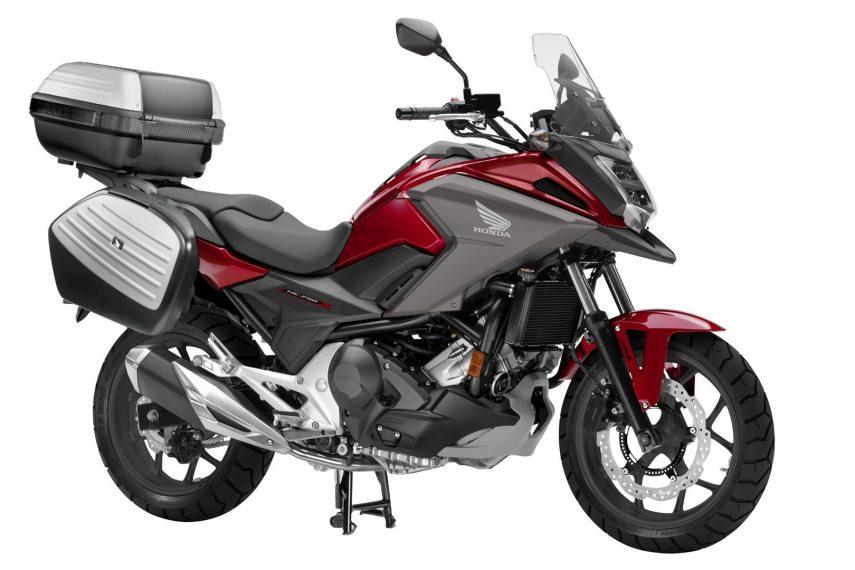 Nueva Honda NC 750 X Travel Edition