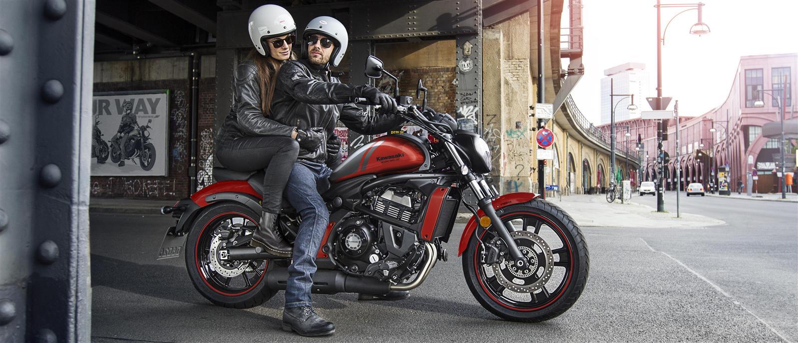 Moto del día: Kawasaki Vulcan S