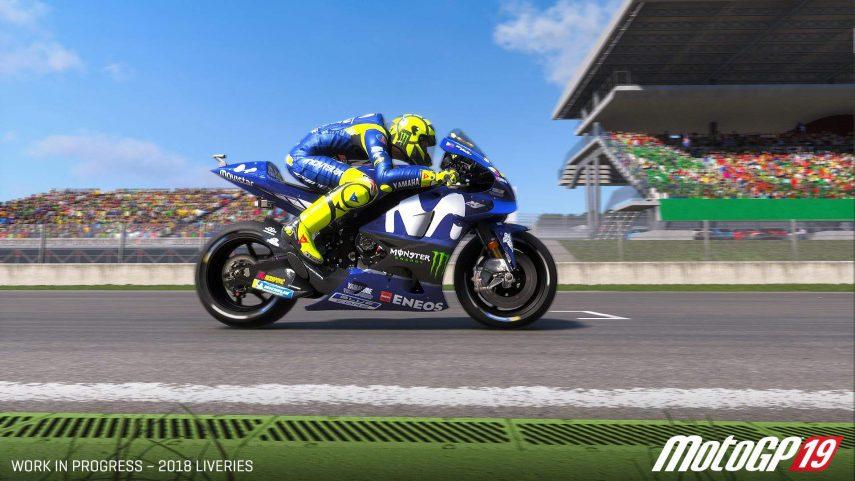 El juego MotoGP 19 saldrá a la venta el 6 de junio