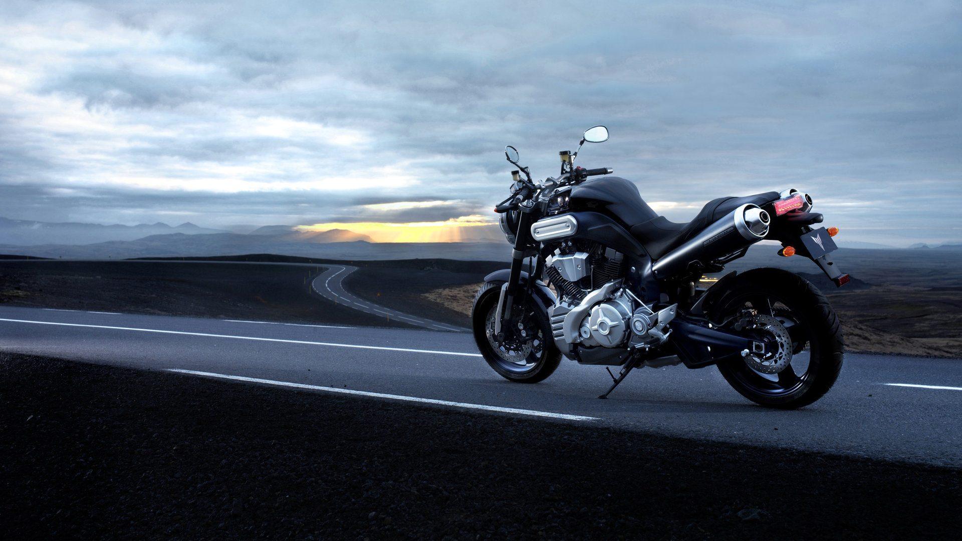 Moto del día: Yamaha MT-01