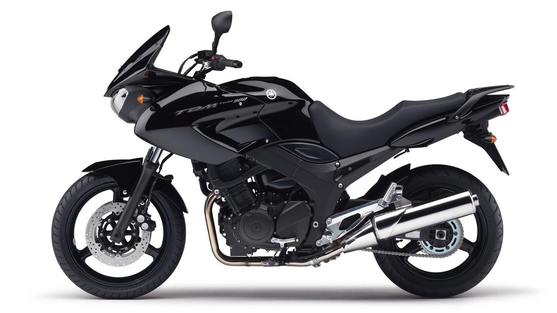Moto del día: Yamaha TDM 900