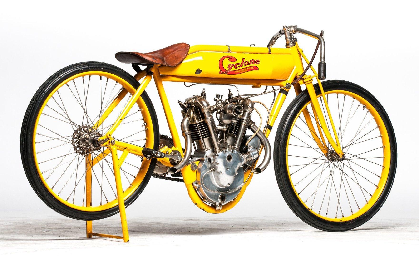 1915 Cyclone Board Track Racer 1
