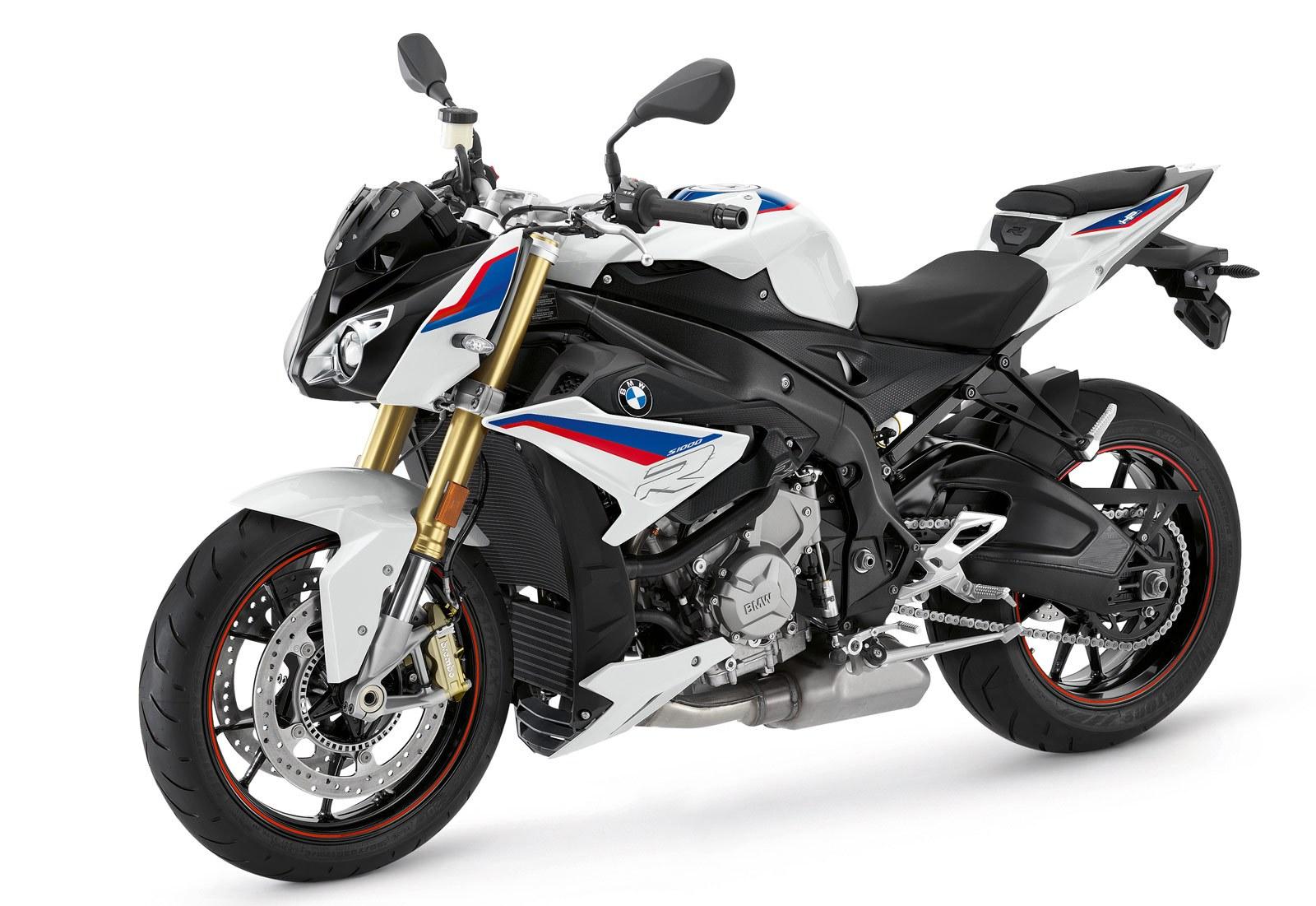 Moto del día: BMW S 1000 R