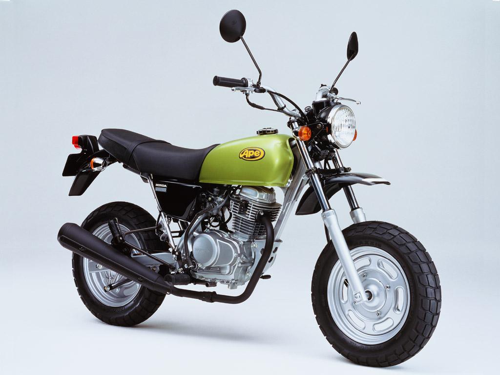 Moto del día: Honda Ape 50