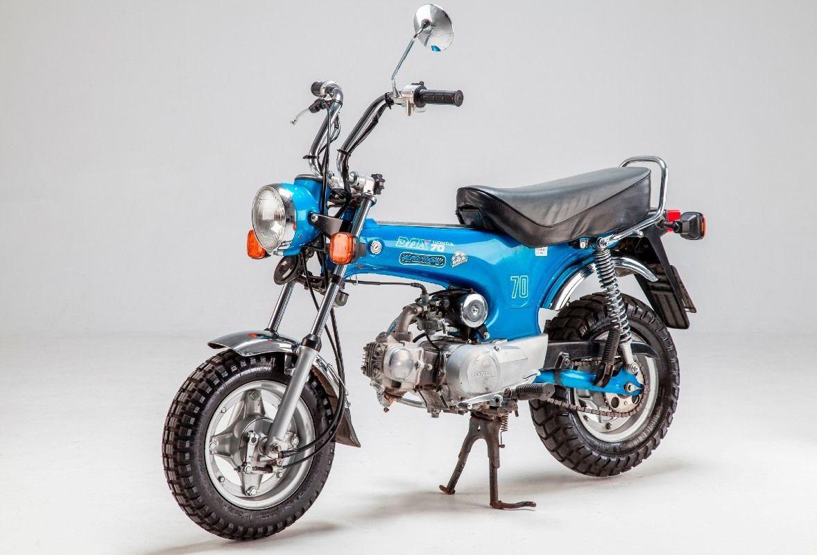 Honda DAX 70 2b