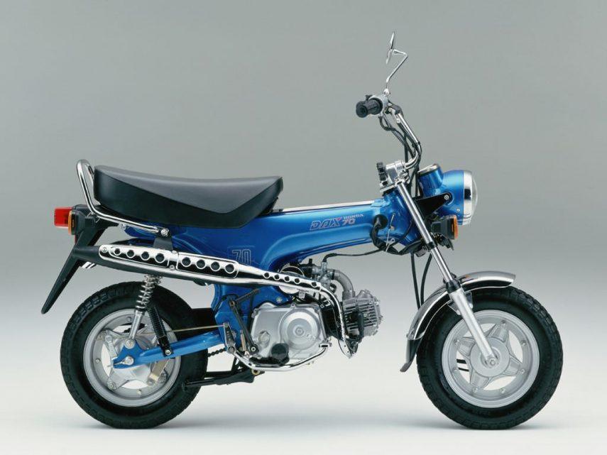 Moto del día: Honda DAX 70