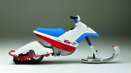 Honda EZ9 Ski