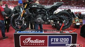 Indian FTR 1200 MotoMadrid 1