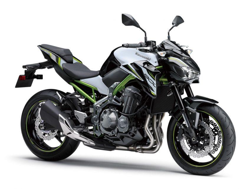 Kawasaki Z 900 3