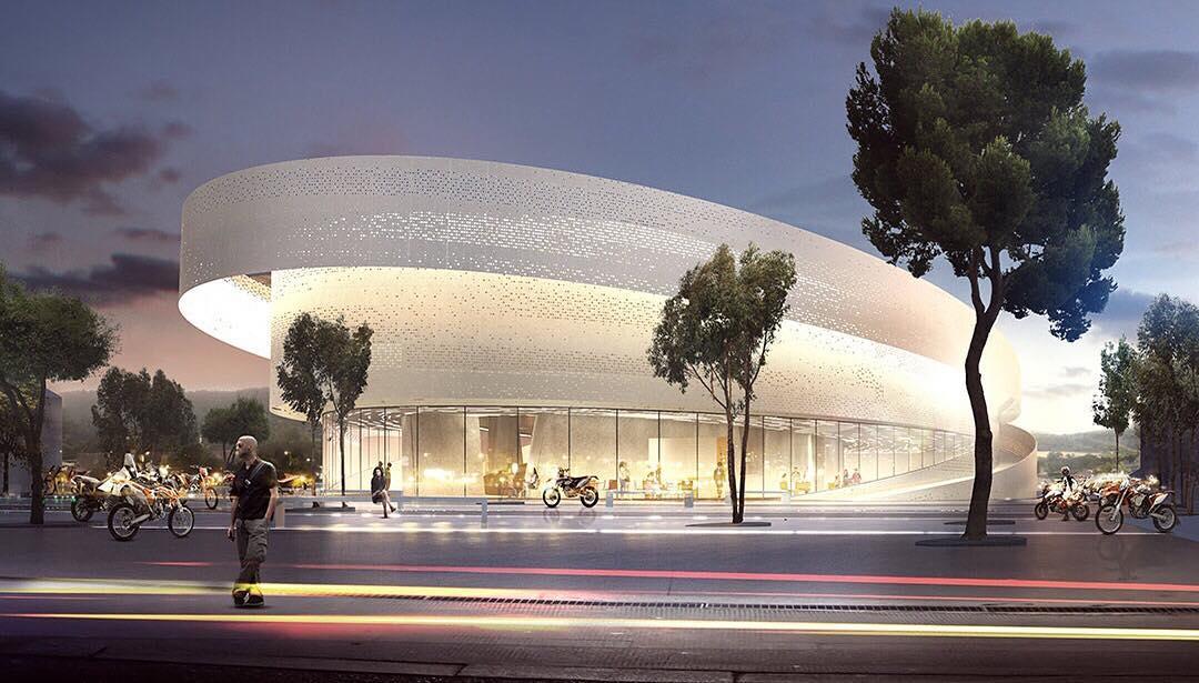 KTM abrirá pronto su propio museo, el Motohall
