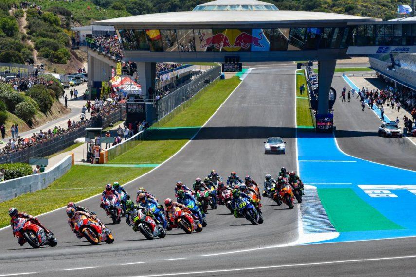 Horarios para el Gran Premio de España de MotoGP 2019