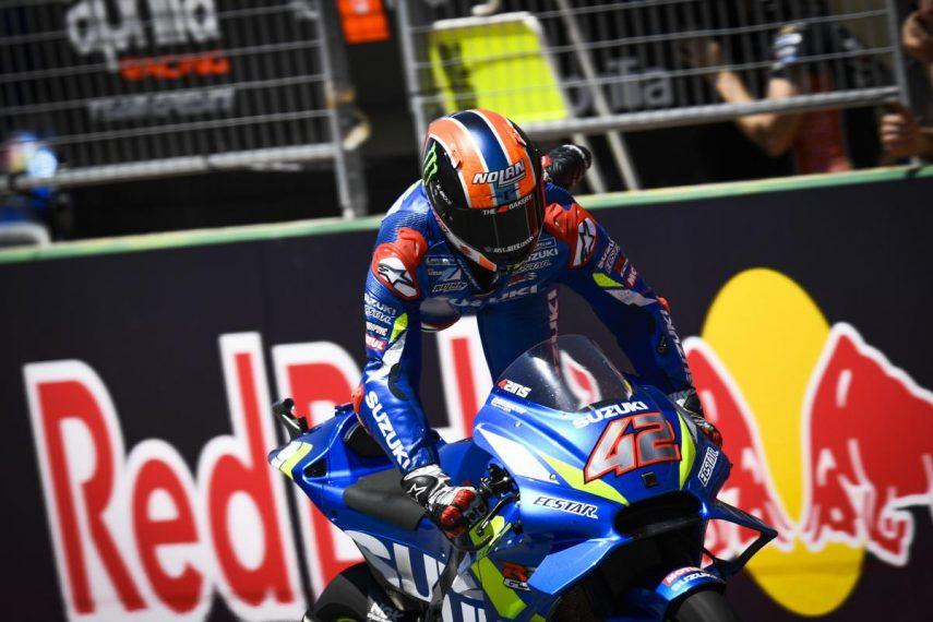 Álex Rins se lleva la victoria en el Gran Premio de las Américas