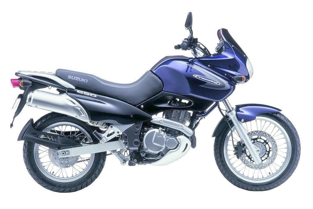 Suzuki Freewind 650 3