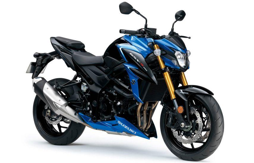 Moto del día: Suzuki GSX-S 750