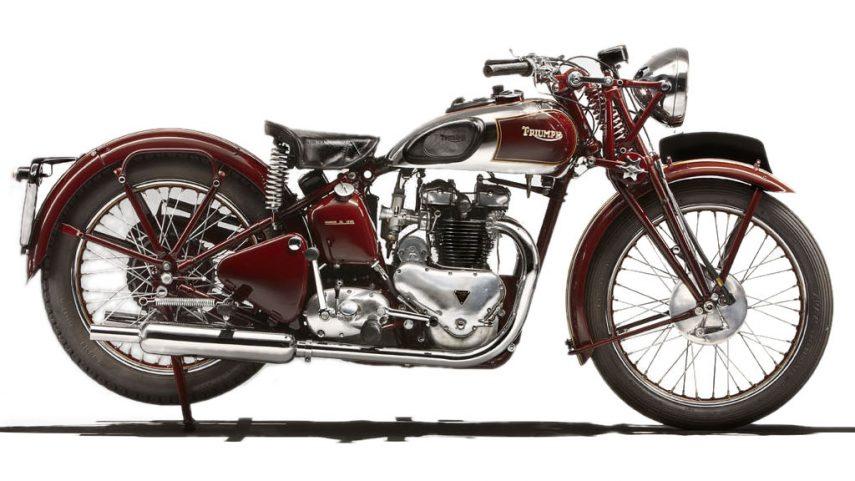Moto del día: Triumph Speed Twin (5T)