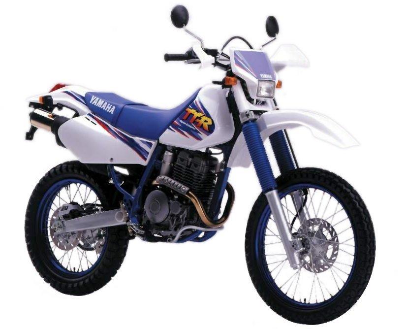 Yamaha TTR 250 2