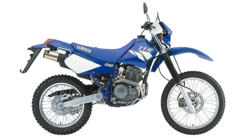 Moto del día: Yamaha TTR 250