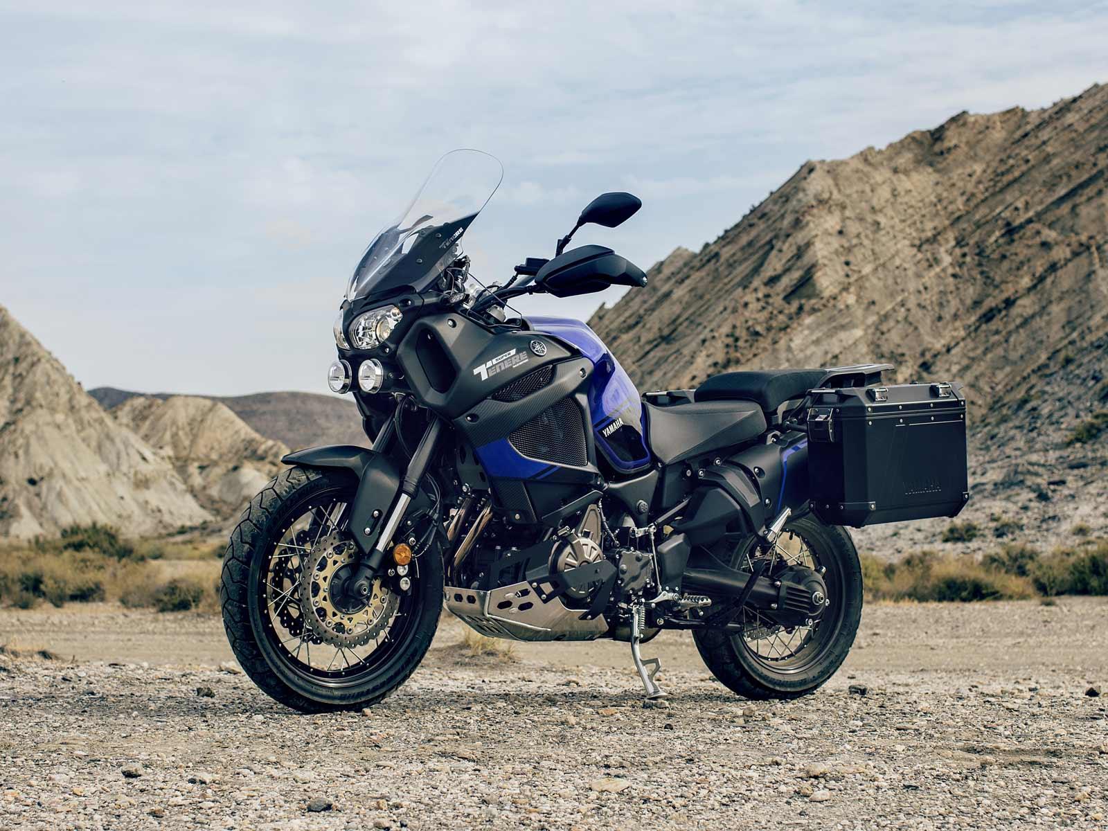 Мотоцикл Yamaha XT 1200 Z SUPER TENERE 2012 Цена, Фото