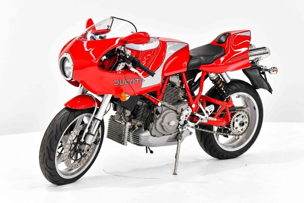 Moto del día: Ducati MH 900 Evoluzione